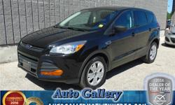 Make Ford Model Escape Year 2014 Colour Black kms 31697 Trans Automatic Price: $18,991 Stock Number: 21908 Interior Colour: Grey Engine: 2.5 L Fuel: Gasoline *SAVE AN ADDITIONAL $1,000 OFF OF THE LISTED PRICE BY FINANCING! O.A.C.* This family friendly