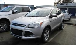 Make Ford Model Escape Year 2014 Colour Ingot Silver Metallic kms 92845 Trans Automatic Stock Number: 183891 VIN: 1FMCU9GX8EUD83092 Interior Colour: Charcoal Black Engine: 1.6L I4 EcoBoost Turbo Engine 4WD 4dr SE The Steve Marshall Ford Lincoln Sales Team