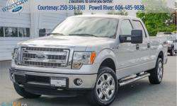 Make Ford Model F-150 Year 2014 Colour Silver kms 60757 Trans Automatic Price: $32,988 Stock Number: 18348A VIN: 1FTFW1ET6EKG00034 Engine: 365HP 3.5L V6 Cylinder Engine Cylinders: 6 Fuel: Gasoline Check out our large selection of pre-owned vehicles at