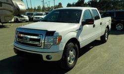Make Ford Model F-150 Year 2014 Colour White kms 170777 Trans Automatic Stock #: BC0030451 VIN: 1FTFW1ET4EFA95572 2014 Ford F-150 XLT SuperCrew 6.5-ft. Bed EcoBoost 4WD, 3.5L, 6 cylinder, 4 door, automatic, 4WD, 4-Wheel ABS, cruise control, air