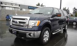 Make Ford Model F-150 Year 2014 Colour Blue kms 60806 Trans Automatic Price: $36,995 Stock Number: C20471 Interior Colour: Grey Engine: 5.0L V8 Cylinders: 8 Fuel: Flex Fuel Accident Free, Island Only, 2 NEW Tires, Bluetooth, Canopy, Locking Tailgate,