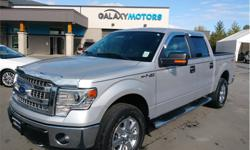 Make Ford Model F-150 Year 2014 Colour Silver kms 68018 Trans Automatic Price: $30,995 Stock Number: P24797A VIN: 1FTFW1EF7EKF41540 Interior Colour: Grey Engine: 5.0L V8 SFI DO Cylinders: 8 Fuel: Flex Fuel Auto Headlights, CD Player, Fog Lights, Hitch