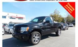 Trans Automatic 2014 Ford F150 with alloy wheels, fog lights, steering wheel media controls, Bluetooth, A/C, CD player, AM/FM stereo, rear defrost and so much more! STK # PP0227 DEALER #31228 Need to finance? Not a problem. We finance anyone! Good credit,