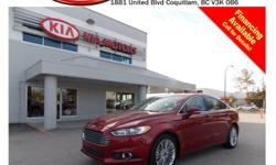 Trans Automatic This 2014 Ford Fusion SE comes with alloy wheels, fog lights, dual exhaust, steering wheel media controls, sunroof, Bluetooth, dual control heated seats, Navigation, A/C, power locks/windows/mirrors, leather interior, CD player, AM/FM