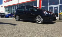 Make Honda Model Fit Year 2014 Colour Black kms 31580 Trans Automatic Price: $17,000 Stock Number: 7183Q Fuel: Gasoline Local 1 owner certified Fit Sport with factory warranty until June 1, 2020 or 120,000 kms, whichever comes first. Zero (0) icbc claims.