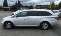 Make Honda Model Odyssey Year 2014 Colour Silver kms 65621 Trans Automatic 014 Honda Odyssey , 65621K among the most fuel-efficient choices in its segment, fuel-saving six-speed automatic transmission. Multi-configurable second-row seat: You can leave the