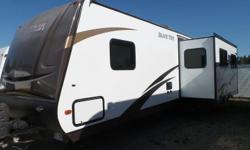"Save $5,356! Now only $22,639 plus tax and applicable fees Very nice rear living layout 32' 9"" total length 5903 pounds dry Call or email Tom for further details and a personal viewing Dealer #40435"