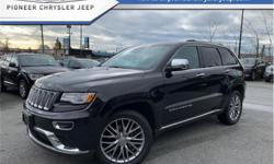 Make Jeep Model Grand Cherokee Year 2014 Colour Black kms 87906 Trans Automatic Price: $38,777 Stock Number: 186808A VIN: 1C4RJFJM0EC492804 Engine: 240HP 3.0L V6 Cylinder Engine Fuel: Diesel Navigation, Adaptive Cruise Control, Sunroof, Leather Seats,