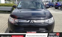 Make Mitsubishi Model Outlander Year 2014 Colour Black kms 44550 Trans Automatic Price: $19,000 Stock Number: 7291Q Fuel: Gasoline 2014 Mitsubishi OUTLANDER AWD WITH factory warranty until January 21, 2024! Or 160,000 kms, whichever comes first. Well