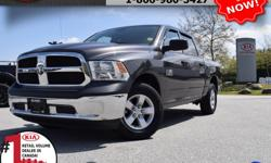 """Make Ram Model 1500 Year 2014 Colour Grey Trans Automatic We are Canada's #1 KIA Retail Volume Dealer. Our volume purchasing power saves you money! Our motto """"we can replace vehicles, we cannot replace our customers!"""" is the reason we sell more new Kia's"""