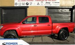 Make Toyota Model Tacoma Year 2014 Colour Red kms 75426 Trans Automatic Price: $33,388 Stock Number: HA3116 VIN: 5TFMU4FN2EX023116 Engine: 236HP 4.0L V6 Cylinder Engine Fuel: Gasoline Check out our large selection of pre-owned inventory today! On sale