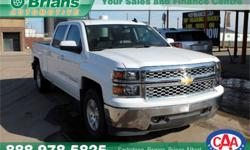 Make Chevrolet Model Silverado 1500 Year 2015 Colour White kms 46889 Trans Automatic Price: $36,995 Stock Number: 6558A Engine: 5.3L V8 Cylinders: 8 Fuel: Gasoline FREE WARRANTY 100PT INSPECTION ADDITIONAL WARRANTY AVAILABLE. $36995 - 2015 Chevrolet