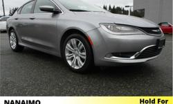 Make Chrysler Model 200 Year 2015 Colour Silver kms 40612 Trans Automatic Price: $16,995 Stock Number: 8WF1705B VIN: 1C3CCCAB6FN506857 Interior Colour: Black Engine: Inline 4 Fuel: Gasoline Low Kilometers. Remote Start. Heated Seats/Steering Wheel. Rear