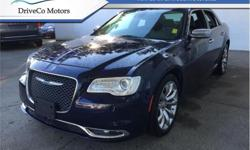 Make Chrysler Model 300 Year 2015 Colour Jazz Blue Pearl kms 9145 Trans Automatic Price: $26,995 Stock Number: D3326 VIN: 2C3CCAET0FH853326 Engine: 363HP 5.7L 8 Cylinder Engine Fuel: Gasoline You will love the way you feel driving in this 2015 300C the