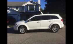 Make Dodge Model Journey Year 2015 Colour White kms 20000 For sale by owner is a show room condition 2015 Dodge Journey. This shiny white SUV looks like it just came off the lot! This vehicle has only 20,000 km and a clean driving history! With above