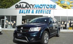 Make Dodge Model Journey Year 2015 Colour Blue kms 24714 Trans Automatic Price: $29,995 Stock Number: T20537 Interior Colour: Black Engine: 3.6L PENTASTAR VVT V6 Cylinders: 6 Fuel: Flex Fuel Accident Free, BC Only, LOW KMS, Clean 155 Point Inspection,