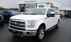 Make Ford Model F-150 Year 2015 Colour White Platinum Metallic Tri-Coat kms 88053 Trans Automatic Price: $43,995 Stock Number: 190451 VIN: 1FTEW1EGXFKE94008 Interior Colour: Black Leather Engine: 3.5L V6 EcoBoost Turbo Engine No accidents, one owner,
