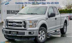 Make Ford Model F-150 Year 2015 Colour Silver kms 17587 Trans Automatic Price: $28,988 Stock Number: 18550B VIN: 1FTEX1E85FFA27058 Engine: 282HP 3.5L V6 Cylinder Engine Cylinders: 6 Fuel: Gasoline Low Mileage! Check out our large selection of pre-owned
