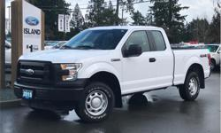Make Ford Model F-150 Year 2015 Colour White kms 57556 Trans Automatic Price: $25,900 Stock Number: 18584A VIN: 1FTEX1E87FKE55480 Interior Colour: Grey One Owner, Air Conditioning, Climate Control, Halogen Headlights, 4X4, Spray In Bed Liner. I'm easy to
