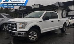 Make Ford Model F-150 Year 2015 Colour White kms 57739 Trans Automatic Price: $32,888 Stock Number: ZA4033 VIN: 1FTFW1EF8FFC34033 Interior Colour: Grey Engine: 385HP 5.0L 8 Cylinder Engine Fuel: Gasoline Bluetooth, SiriusXM, Air Conditioning, Aluminum