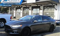 Make Ford Model Fusion Year 2015 Colour Grey kms 61018 Trans Automatic Price: $19,990 Stock Number: ZA0551 VIN: 3FA6P0D97FR270551 Engine: 231HP 2.0L 4 Cylinder Engine Fuel: Gasoline Leather Seats, Bluetooth, Heated Seats, Premium Sound Package, Rear View
