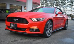Make Ford Model Mustang Year 2015 Colour Red kms 13538 Trans Automatic CWLAUTO.com / In business for 30 Years / Financing and Leasing Options Available / Fully Serviced & Safety Inspected / Call us Now for More Info: 604-541-2886. The sixth generation of