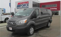 Make Ford Model Transit Wagon Year 2015 Colour Grey kms 54867 Trans Automatic Price: $29,998 Stock Number: 145343 VIN: 1FMZK1YM3FKA70292 Interior Colour: Black Cylinders: 6 - Cyl Fuel: Gasoline This Ford Transit T-150 XLT 8 passenger van is optioned with