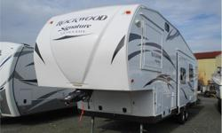 Price: $36,995 Stock Number: RCX3208 2015 Forest River Rockwood Signature Ultra Lite 8281WS One thing Rockwood has learned with over 19 years of experience - always continue to improve. As a result, they continue to to provide you with the innovative