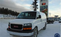 Make GMC Model Savana Cargo Van Year 2015 Colour White kms 14709 Trans Automatic Price: $24,382 Stock Number: 153916 VIN: 1GTW7FCF0F1154719 Interior Colour: Grey Cylinders: 8 - Cyl Fuel: Gasoline This 2015 GMC Savana 2500 Cargo Van comes with a 135-inch