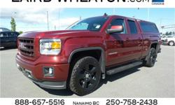 Make GMC Model Sierra 1500 Year 2015 Colour Sonoma Red Metallic kms 43022 Trans Automatic Price: $36,500 Stock Number: 94618 Interior Colour: Black Engine: Gas 5.3L/325 Cylinders: 8 Fuel: Gasoline This GMC Sierra 1500 has a dependable Gas 5.3L engine