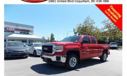 Trans Automatic 2015 GMC Sierra 1500 with backup camera, power locks/windows/mirrors, CD player, AM/FM stereo, rear defrost and so much more! STK # PP0233 DEALER #31228 Need to finance? Not a problem. We finance anyone! Good credit, Bad credit, No credit.