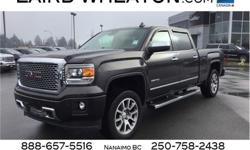 Make GMC Model Sierra 1500 Year 2015 Colour Iridium Metallic kms 44919 Trans Automatic Price: $46,900 Stock Number: 90043 VIN: 3GTU2WEC8FG349610 Engine: Gas 5.3L/325 Cylinders: 8 Fuel: Gasoline KBB.com Brand Image Awards. This GMC Sierra 1500 delivers a