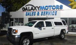 Make GMC Model Sierra 2500 HD Year 2015 Colour White kms 31745 Trans Automatic Price: $43,995 Stock Number: N20640 Interior Colour: Grey Galaxy Motors is the #1 used car dealership on Vancouver Island with 5 locations to serve you in Colwood, Duncan,