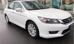 Make Honda Model Accord Year 2015 Colour White kms 34950 Trans Automatic Price: $21,888 Stock Number: T1968A VIN: 1HGCR3F88FA800065 Engine: V-6 cyl Fuel: Regular Unleaded Was $24,995 Now $21,888...Local To Victoria With No Accidents...Every Select