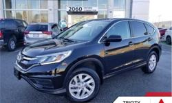 Make Honda Model CR-V Year 2015 kms 76060 Trans Automatic Price: $23,995 Stock Number: 194157A VIN: 2HKRM4H45FH129342 Engine: 185HP 2.4L 4 Cylinder Engine Fuel: Gasoline Bluetooth, Heated Seats, Rear View Camera, Steering Wheel Audio Control, Aluminum