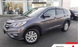 Make Honda Model CR-V Year 2015 kms 61534 Trans Automatic Price: $25,995 Stock Number: 184374A VIN: 2HKRM4H50FH131136 Engine: 185HP 2.4L 4 Cylinder Engine Fuel: Gasoline Sunroof, Bluetooth, Rear View Camera, Steering Wheel Audio Control, Aluminum Wheels!