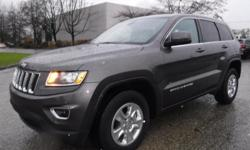 Make Jeep Model Grand Cherokee Year 2015 Colour Gray kms 72902 Trans Automatic Stock #: BC0030697 VIN: 1C4RJFAGXFC601748 2015 Jeep Grand Cherokee Laredo 4WD, 3.6L, 6 cylinder, 4 door, automatic, 4WD, 4-Wheel AB, cruise control, AM/FM radio, power door