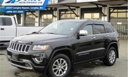 Make Jeep Model Grand Cherokee Year 2015 Colour Black kms 54894 Trans Automatic Price: $33,490 Stock Number: ZAT4589A VIN: 1C4RJFBG3FC858376 Interior Colour: Black Engine: 290HP 3.6L V6 Cylinder Engine Fuel: Gasoline Leather Seats, Bluetooth, Rear View