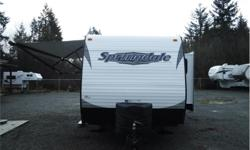 Price: $25,980 Stock Number: 18N0092A VIN: 4YDT26726FG103244 Interior Colour: French Roast Really nice example of a bunk house with all the amenities of home. This trailer is excited to find a new family to share adventures with. Galaxy RV is part