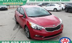 Make Kia Model Forte Year 2015 Trans Automatic kms 10 Price: $18,999 Stock Number: 6743A Engine: 2.0L 4 cyls Cylinders: 4 Fuel: Gasoline FREE WARRANTY 100PT INSPECTION ADDITIONAL WARRANTY AVAILABLE. $18999 - 2015 Kia Forte 2.0L EX - INTERESTED? TEXT