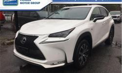 Make Lexus Model Nx 200T Year 2015 kms 46148 Trans Automatic Stock Number: RUE7105A VIN: JTJBARBZ7F2017362 Engine: 235HP 2.0L 4 Cylinder Engine Fuel: Gasoline Low Mileage, Bluetooth, Rear View Camera, Aluminum Wheels! Check out our large selection of
