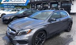 Make Mercedes-Benz Model Gla-Class Year 2015 Colour Grey kms 45841 Trans Automatic Price: $36,888 Stock Number: ZA2951A VIN: WDDTG5CB8FJ093202 Interior Colour: Black Engine: 355HP 2.0L 4 Cylinder Engine Fuel: Gasoline Check out our large selection of
