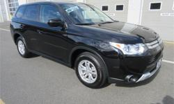 Make Mitsubishi Model Outlander Year 2015 Colour Black kms 26834 Trans Automatic Price: $23,000 Stock Number: K16-51A Interior Colour: Black Engine: 4 Cylinder Fuel: Regular Unleaded Fabulous Condition! Just like new! Accident Free. Popular Options. Low