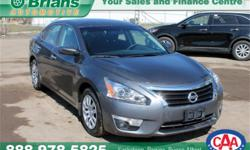 Make Nissan Model Altima Year 2015 kms 46923 Stock Number: 6660A Interior Colour: Grey Engine: 2.5L 4 cyls Cylinders: 4 Fuel: Gasoline INTERESTED? TEXT 3062016848 WITH 6660A FOR MORE INFORMATION! - 2015 Nissan Altima 2.5 - - Who could say no to a simply