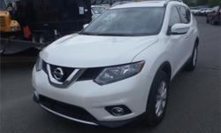 Make Nissan Model Rogue Year 2015 Colour White kms 1930 Price: $19,350 Stock Number: BC0027136 Interior Colour: Black Fuel: Gasoline 2015 Nissan Rogue SV AWD, 2.5L, 4 door, AWD, 4-Wheel AB, cruise control, Back Up Camera, air conditioning, AM/FM radio, CD