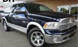 Make Ram Model 1500 Year 2015 Colour Blue kms 84003 Trans Automatic Price: $33,465 Stock Number: CCX1805A VIN: 1C6RR7JT7FS610268 Interior Colour: Black Engine: 5.7L HEMI VVT V8 w/FuelSaver MDS Fuel: Regular Unleaded Leather Seats, Bluetooth, Vented/Cooled