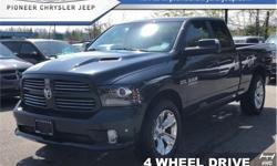 Make Ram Model 1500 Year 2015 Colour Grey kms 59820 Trans Automatic Price: $33,999 Stock Number: F2F6972 VIN: 1C6RR7HT2FS506972 Engine: 395HP 5.7L 8 Cylinder Engine Fuel: Gasoline Bluetooth, SiriusXM, Fog Lamps, Aluminum Wheels, Steering Wheel Audio