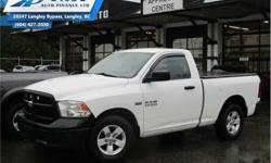 Make Ram Model 1500 Year 2015 kms 101073 Trans Automatic Price: $16,990 Stock Number: Z2614A VIN: 3C6JR6ATXFG525035 Engine: 395HP 5.7L 8 Cylinder Engine Fuel: Gasoline Air Conditioning, Power Windows, Power Doors, Cruise Control! Check out our large