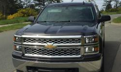 Make Chevrolet Model 1500 Year 2015 Colour Grey Trans Automatic 4x4 Chevy Silverado 1500 LT. 5.3 L with active fuel management power windows and mirrors. Clean with no accidents. Buy a new truck with no fees or taxes at less than you will on the lot!