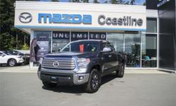 Make Toyota Model Tundra Year 2015 Colour Grey kms 48111 Trans Automatic Price: $40,835 Stock Number: 16231 Interior Colour: Grey Engine: 32V MPFI DOHC Engine Configuration: V-shape Cylinders: 8 Fuel: Regular Unleaded Are you looking for a truck that's